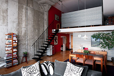 Mezzanine Loft porter 156 lofts a smart place to investan even better place to